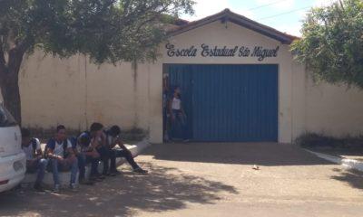 Escola de São Miguel promove palestra de conscientização social com foco na erradicação do trabalho escravo
