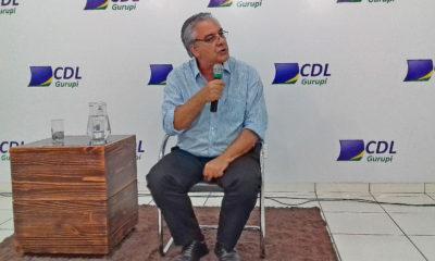 """Simoni diz ser """"Escárnio"""" candidatura de Lula, e destaca """"Commodities"""" de minérios e gêneros agrícolas para o desenvolvimento econômico"""