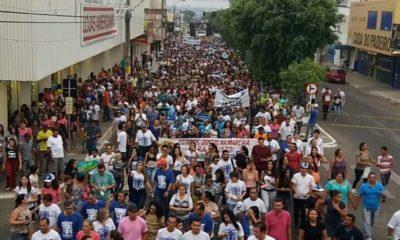Prefeitura de Gurupi e AMEG definem mais uma edição da Marcha para Jesus 2018