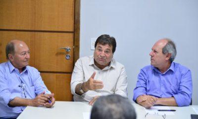 Ronaldo Dimas e mais nove vereadores fecham com César Halum pro Senado
