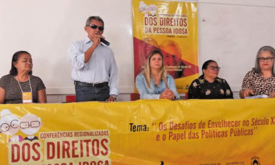 Araguaína sedia Conferência Regionalizada da Pessoa Idosa nesta quinta-feira
