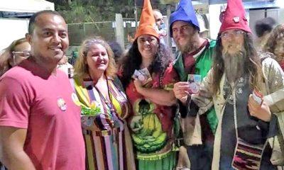 Bernadete Aparecida, candidata ao governo pelo PSOL, visita Festival Gastronômico de Taquaruçu e promete investir em turismo sustentável