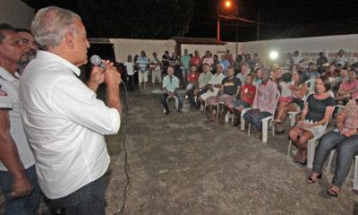 """Em Gurupi, Paulo Mourão convida população a se unir """"pela evolução do Tocantins"""""""
