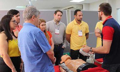 Médicos do Tocantins se preparam para receber certificação internacional