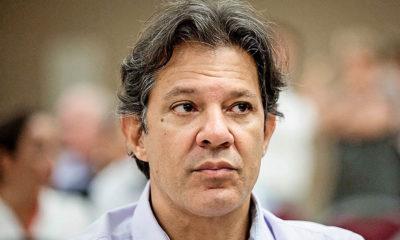MP denuncia Fernando Haddad pela segunda vez em oito dias
