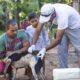 Município realiza vacinação antirrábica e exames para detecção de calazar, em Buritirana