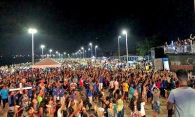 Participantes da Marcha para Jesus dão exemplo de cidadania após evento na Via Lago